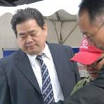 日本グッドイヤーの光田取締役の姿も