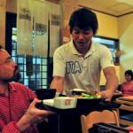 「沖縄料理ふる里」さん、ごちそうさま