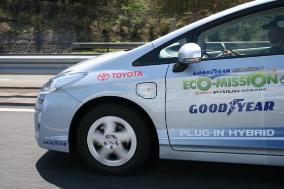 低燃費エコタイヤ グッドイヤー GT3