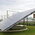 自動追尾ソーラー発電