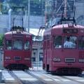 地元では「土電」と呼ばれる路面電車