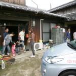藤本さんのお宅訪問