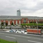 大阪市水道記念館に到着