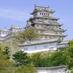 改修以前の姫路城大天守
