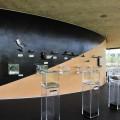 福島潟についての充実した展示