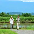 小林さんが福島潟を案内してくれた