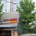トヨタ店・カローラ店が併設されている