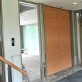 クルマのオートゲート技術を取り入れた玄関