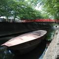 水都大垣の水門川
