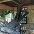 祀られる龍神は昭和の左甚五郎、古田与代作
