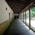 南惣家の蔵前通路