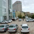 駐車スペースも美しい