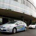 埼玉自動車大学校に到着