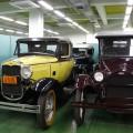 多くの所蔵ヒストリックカー