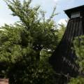 船町港の跡地「住吉燈台」