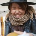 仙台の街でみつけた何気ない笑顔
