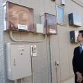 給・配電設備は自営線に繋がっている