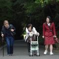 バリアフリーで高齢の参拝客にも配慮している