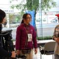 HTB北海道テレビさんの取材