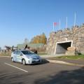 下川町開拓100年のシンボル「万里の長城」