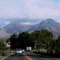 函館の手前、噴火湾の名前の由来にかかわった駒ケ岳