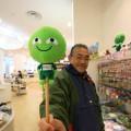北海道の人気キャラ「マリモッコリ」