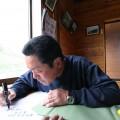 尻屋牧野組合の寺道さんにメッセージをいただいた