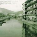昔の竜宮橋からの北運河