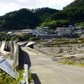 町を守る防波堤も大津波には無力に等しかった