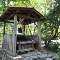 岩橋家中庭の古井戸