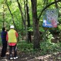 子供たちによる劇が行われるポランの森