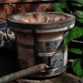 し尿でメタンガスを作り料理に使っている
