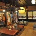 蔵をリフォームした趣ある和食屋