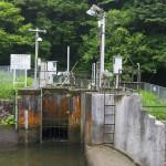水力発電の取水口