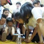 学校の水道水のペーハーはどれくらい?