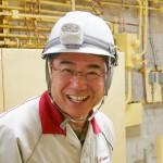 電源開発沼原発電所所長の横山さん
