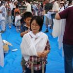 三角巾の正しい使い方