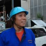 リユースパーツのスペシャリスト遠藤さん