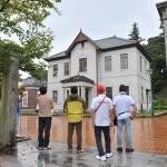 旧伊藤博文別邸(県指定有形文化財)
