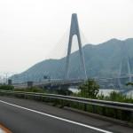 因島から生口島へ掛かる「生口橋」