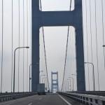 世界初の三連吊り橋「来島海峡大橋」全長4.1kmもある