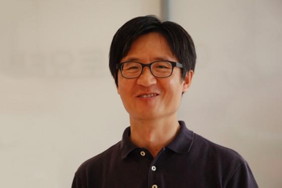 やさしい笑顔で迎えてくれたTOYOTA DONGIL MOTORSのCHOI社長