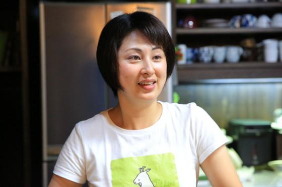 宿を切り盛りするのは明るくチャーミングな洋子さん。