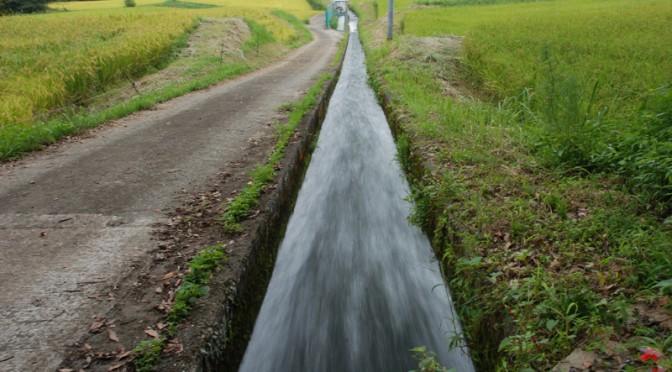 農業用水を活用した小水力発電