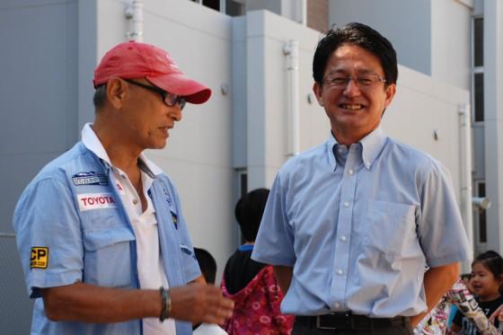 今回の特別授業を担当していただいた谷川先生。
