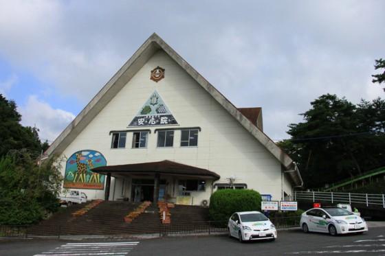 安心院グリーンツーリズム研究会の安倍さんを訪ねた。